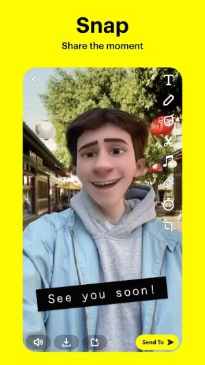 Snapchat 11.46.0.33 Screen 7