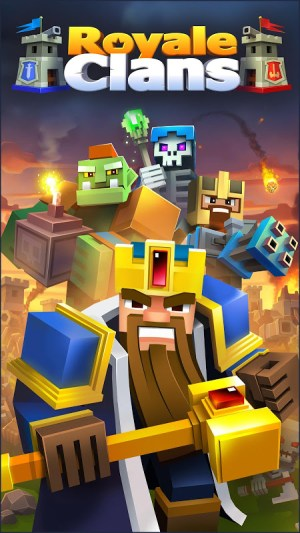 Android Royale Clans – Clash of Wars Screen 5