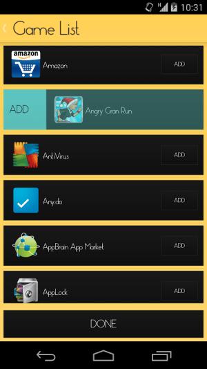 Ad Blocker Plus 1.0.5 Screen 1