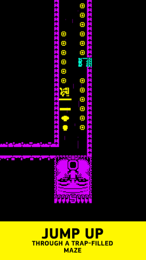 Tomb of the Mask 1.4.1 Screen 3