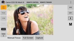 DSLR Remote Control - Camera 1.1.6 Screen 1