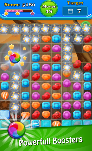 Candy Crush : Booster Candy 1.1.7c Screen 3