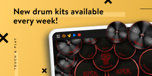 Android REAL DRUM: Electronic Drum Set Screen 4