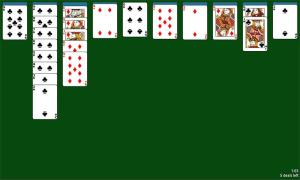 Spider Solitaire 1.05 Screen 9