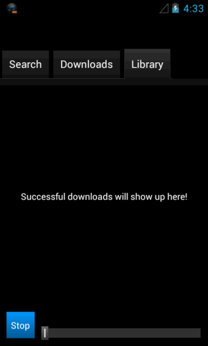 Simple MP3 Downloader 2.0.1 Screen 1