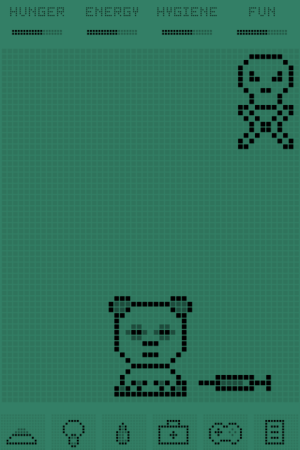 Wildagotchi: Virtual Pet 1.4.1 Screen 2