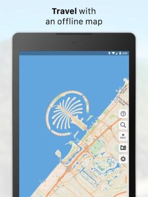 Guru Maps Pro - Offline Maps & Navigation 4.0.6 Screen 5