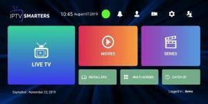 IPTV Smarters Pro 2.2.2.5c Screen 7
