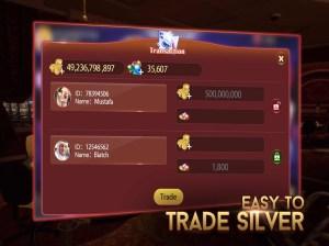 Conquer Silver Club - Free Texas Holdem 1.0.8.2 Screen 3