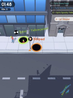 Hole.io 1.6.7 Screen 5