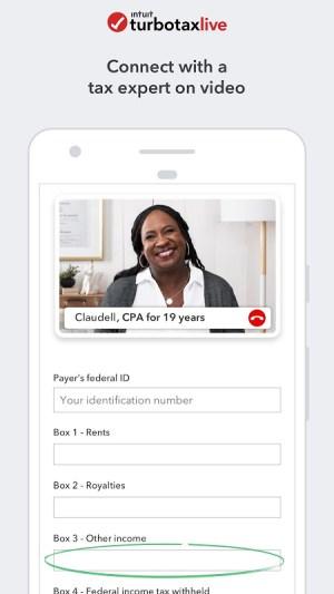 TurboTax Tax Return App – Max Refund Guaranteed 5.8.1 Screen 4