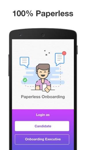 POP - Paperless Onboarding 0.9.9.9.5 Screen 1