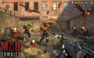 The Dead Uprising : MAD ZOMBIES 5.22.2 Screen 13
