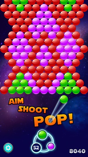 Shoot Bubble Extreme 4.3 Screen 1