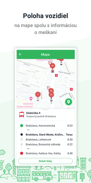 Dopravná karta v mobile 2.9.1 Screen 5