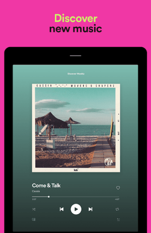 Spotify: Listen To New Music, Podcasts, And Songs 8.5.37.746 Screen 3