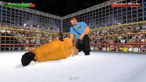 Android Wrestling Revolution 3D Screen 5