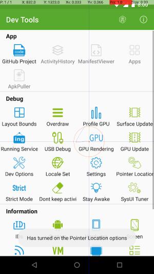 Dev Tools 2.5.0 Screen 3
