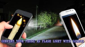 Candle FlashLight 1.07 Screen 3