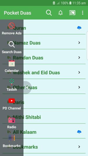 Pocket Duas 2.4 Screen 6