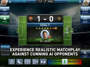 PES CLUB MANAGER 4.5.0 Screen 7