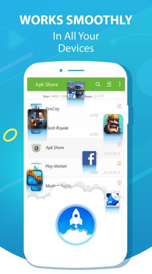 Apk Sharer /App Sender Bluetooth, Easy Uninstaller 3.4.3 Screen 7