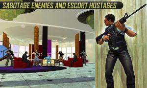Secret service spy agent mad city rescue game 1.2 Screen 4