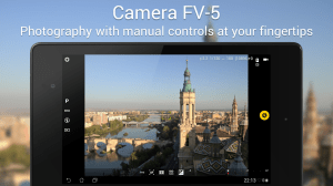 Camera FV-5 2.78 Screen 16