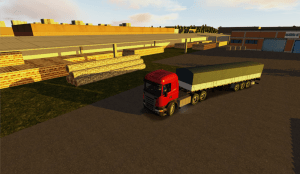 Heavy Truck Simulator 1.741 Screen 8