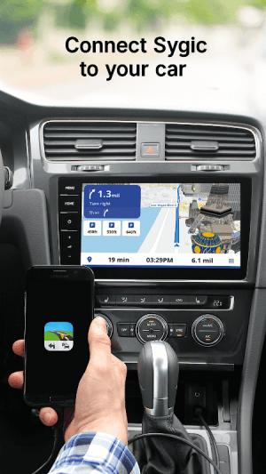 Sygic GPS Navigation & Offline Maps 18.7.12 Screen 5