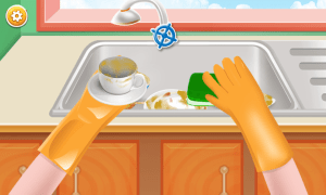 Android House Cleaning Tidy & Clean up Screen 8