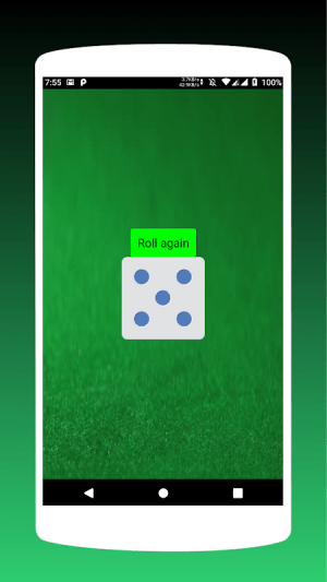 Android dice royale Screen 1