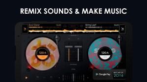 edjing Mix: DJ music mixer 6.36.00 Screen 1