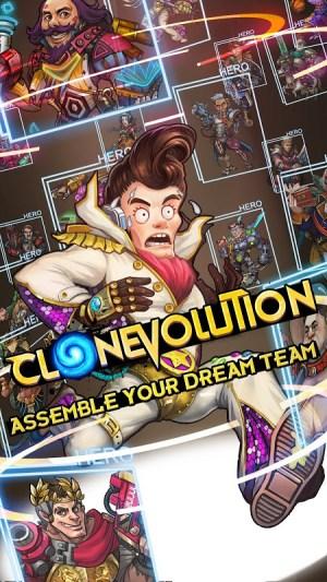 Clone Evolution 1.1.5 Screen 2