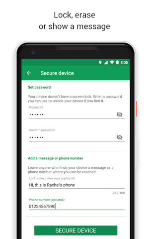 Google Find My Device 2.4.026-1 Screen 2