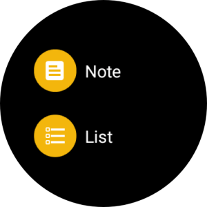 Google Keep - notes and lists 5.20.181.03.40 Screen 1