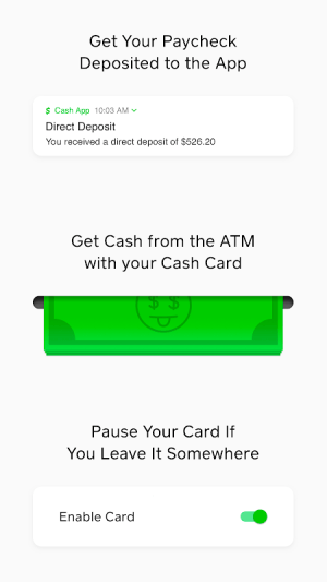 Cash App 2.56.1 Screen 2