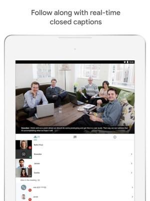Hangouts Meet 2021.03.21.366254902.Release Screen 4