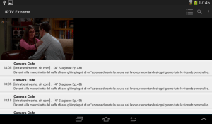 IPTV Extreme Pro 101.0 Screen 1