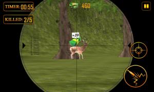 Sniper Deer Hunt:jungle hunt 2.4 Screen 4