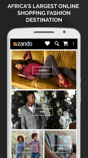 Online Fashion Shopping Zando 1.3.1 Screen 21