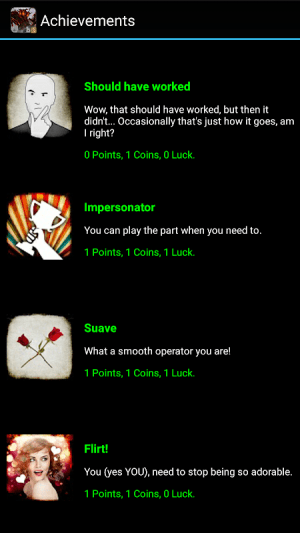 Android Rogue's Choice: Choices Game RPG Screen 4