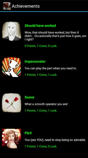 Rogue's Choice: Choices Game RPG 4.3 Screen 4