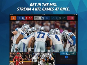 NFL Sunday Ticket for TV and Tablets 2.10.006 Screen 3