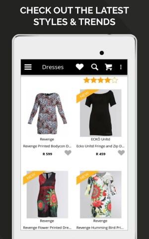 Online Fashion Shopping Zando 1.2.0 Screen 17