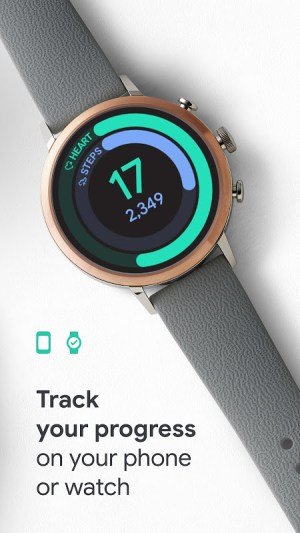Google Fit: Health and Activity Tracking 2.46.22-230 Screen 3