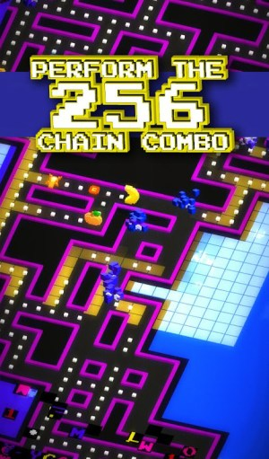 PAC-MAN256 2.0.2 Screen 1