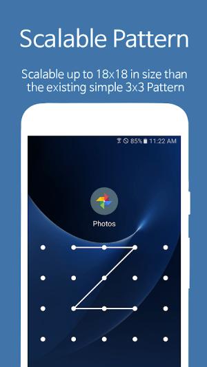 Android Smart AppLock (App Protector) Screen 4