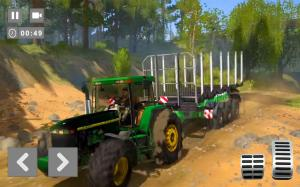Android Cargo Tractor Trolley Simulator Farming Game 2020 Screen 4
