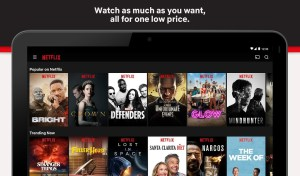 Netflix 6.25.0 build 10 31666 Screen 3